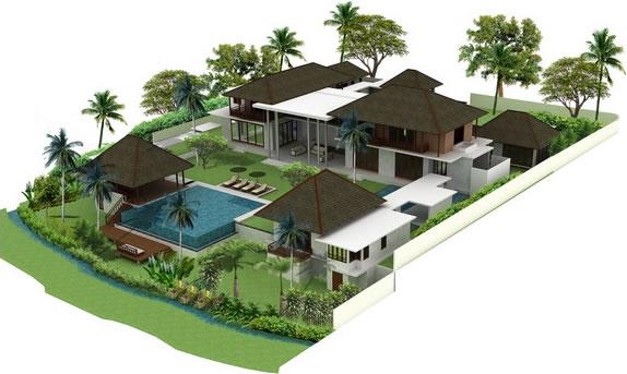 Bali Villa Project Management Building Solutions Bali Villa Construction Management Services